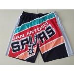 Spurs Mitchell&ness shorts