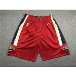 Pelican red shorts