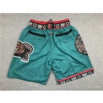 Grizzly Green Just don shorts
