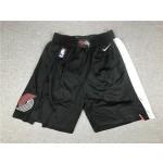 Blazers City Edition Black Shorts