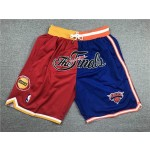 Rockets vs Knicks Just don shorts