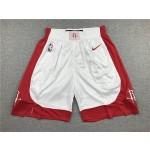 Houston Rockets white/Red Shorts