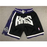 King black just don shorts