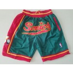 Supersonic Sonics Just don shorts