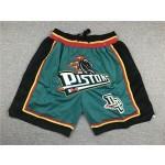 Piston green just don shorts