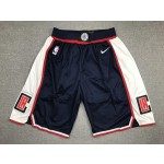 Clippers Dark Blue City Edition Shorts