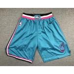 Heat new light blue shorts