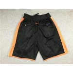 Warriors Black Shorts