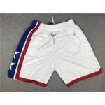 Brooklyn Nets white Shorts