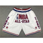 All-star Eastern Just don white shorts