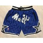 Magic blue stripes Just don shorts