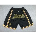 Pocket Pants Lakers Black City Edition