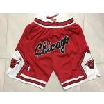 Bull Red Retro Siamese Just don shorts