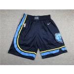 Grizzlies dark blue shorts