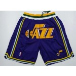 Jazz purple Just don shorts