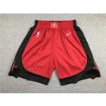Houston Rockets red/black Shorts
