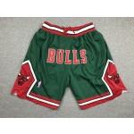 Bull Green Just don shorts