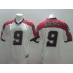 CFL Calgary Stampeders Cornish #9 white jersey