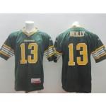CFL Edmonton Eskimos Reilly #13 Green jersey
