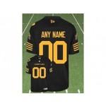 CFL Hamilton Tiger Cats Customized black jersey