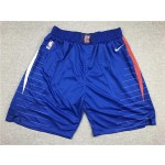 Clippers blue shorts