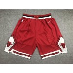 Bull new red shorts