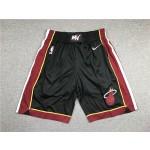 Heat black shorts