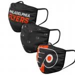 Philadelphia Flyers Face Covering 3-Pack
