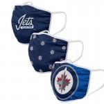 Winnipeg Jets Face Covering 3-Pack