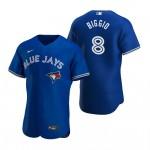 MLB Toronto Blue Jays #8 Cavan Biggio Blue 2020 Nike FlexBase Women Jersey