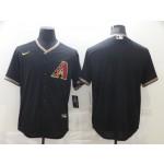 Nike Men's Arizona Diamondbacks Stitched MLB Blank Cool Base Nike Jersey