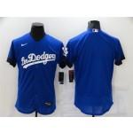 Los Angeles Dodgers Royal Blue 2021 City Connect Flex Base Team Jersey