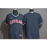 MLB Cleveland Indians Blank Navy 2020 Nike Flexbase Jersey