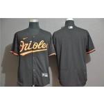 MLB Baltimore Orioles Blank Black 2020 Nike Flexbase Jersey