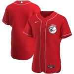 Men's Cincinnati Reds Nike Red Alternate 2020 Authentic Team MLB Jersey