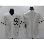 Chicago White Sox White 2021 Field of Dreams Cool Base Team Jersey