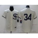 Chicago White Sox #34 Michael Kopech White 2021 Field of Dreams Cool Base Jersey