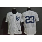MLB New York Yankees #23 White 2020 Nike Flexbase Jersey