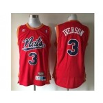 NBA Throwback Philadelphia 76ers iverson #3 red Jersey