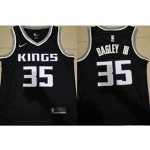 Kings #35 Marvin Bagley III Black Nike Swingman Jersey