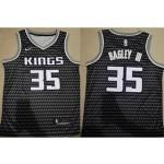 Kings #35 Marvin Bagley III Black City Edition Nike Swingman Jersey