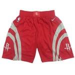 Rockets Red Nike NBA Shorts