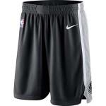 Men's San Antonio Spurs Nike Black Icon Swingman Basketball Shorts