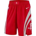 Men's Houston Rockets Nike Red Icon Swingman Basketball Shorts