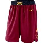Nike Men's Cleveland Cavaliers Maroon Icon Swingman Basketball Shorts