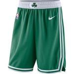 Men's Boston Celtics Nike Green Icon Swingman Basketball Shorts
