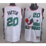 NBA ALL STARS 1996 Payton #20 White Jersey