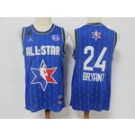 NBA 2020 All Star Game Bryant #24 blue Jersey