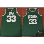 Celtics Bird #33 Green Nike kids Jersey