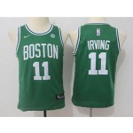 Celtics #11 Kyrie Irving Green Nike Youth Swingman Jersey
